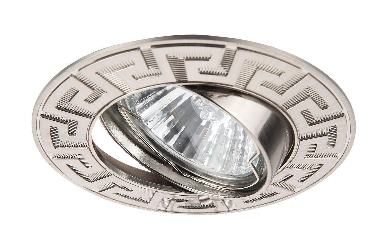 A2108PL-3SS ECLIPSE Встраиваемый светильникA2108PL-3SS3xGU10x50W Материал: Арматура: Металл, литье Размер: 90x90x113 Цвет: Матовое серебро