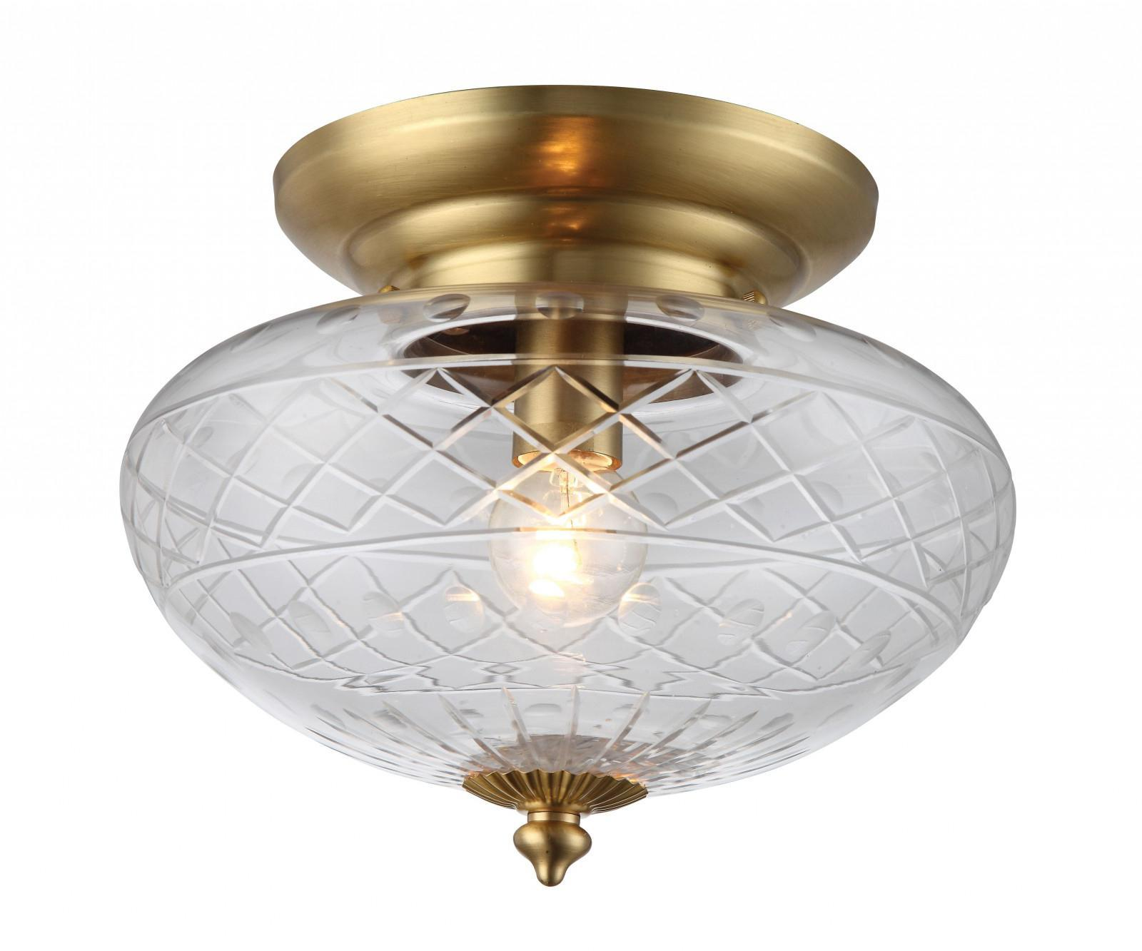 A2302PL-1PB FABERGE Потолочный светильник golub женская б876 2302