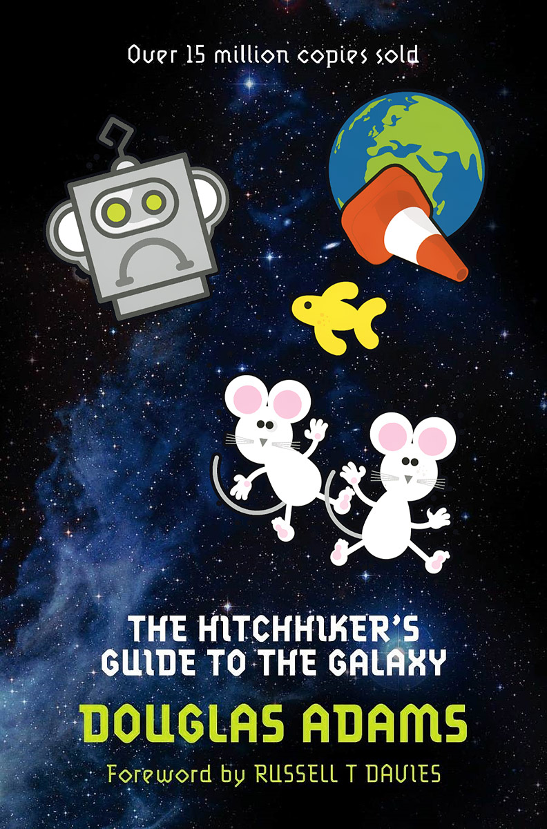 The Hitchhiker's Guide to the Galaxy house of earth
