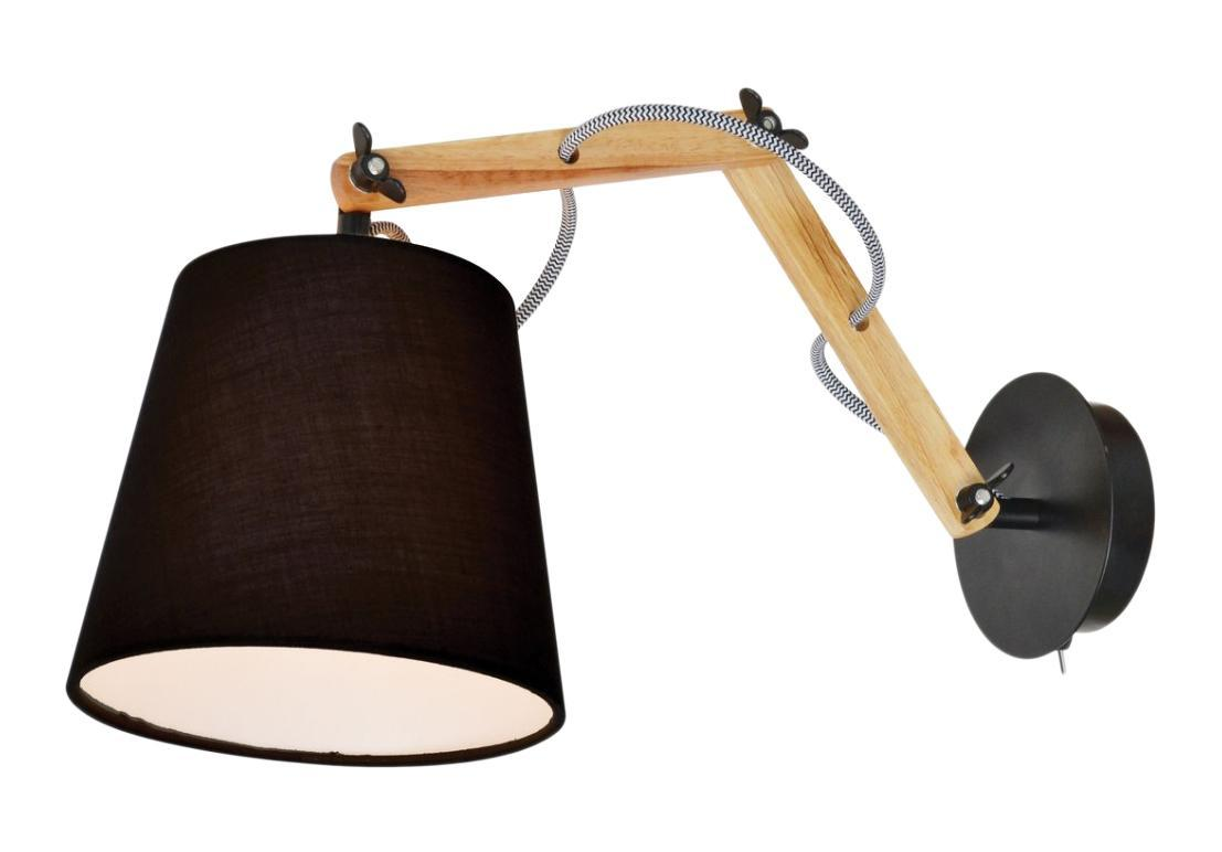 A5700AP-1BK PINOCCIO Бра arte lamp бра pinoccio a5700ap 1wh