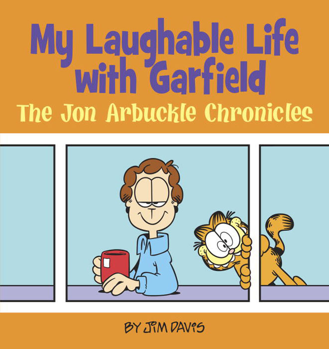 My laughable life w/ garfield