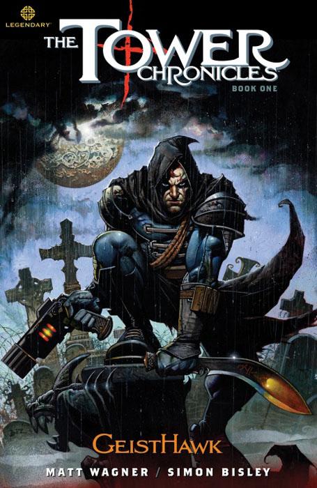 Tower chronicles: geisthawk