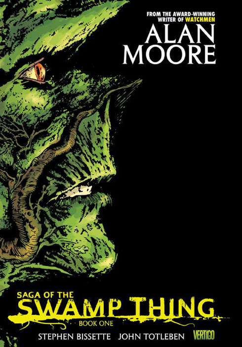 Saga of the Swamp Thing: Book 1 anatomy of a disappearance