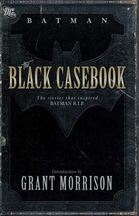 Batman: The Black Casebook batman 66 meets the man from u n c l e
