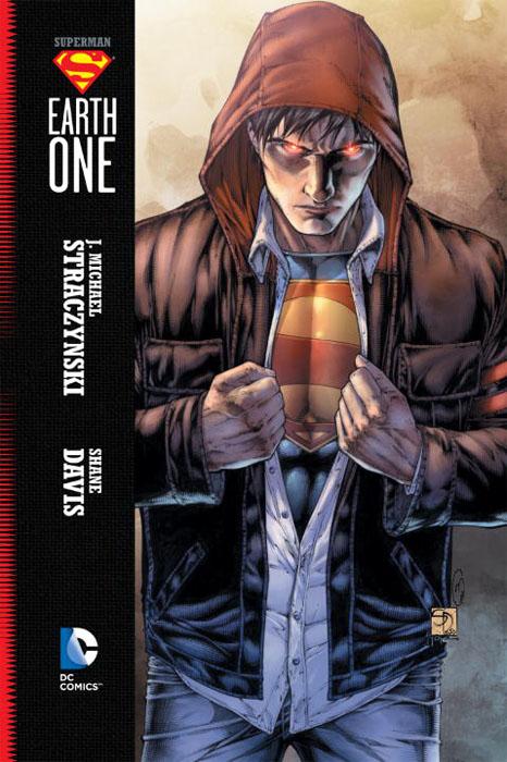 Superman earth one superman earth one vol 3