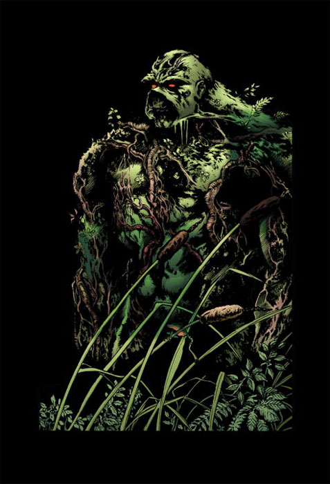 Saga swamp thing book 02 guin saga manga book two