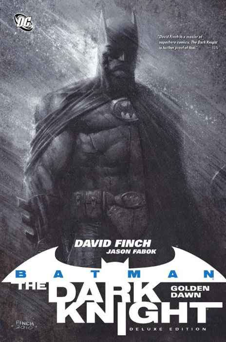 Batman - The Dark Knight: Golden Dawn bruce schneier carry on sound advice from schneier on security