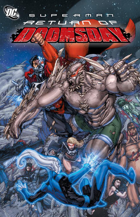 Superman: Return of Doomsday the doomsday conspiracy