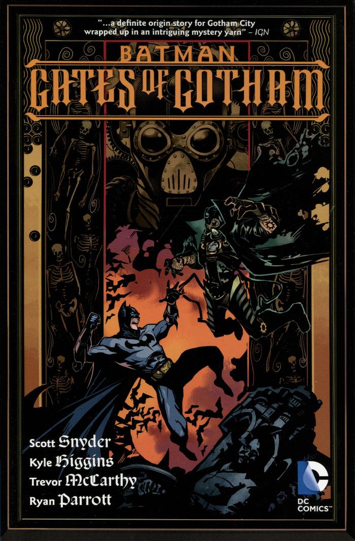 Batman: Gates of Gotham batman gordon of gotham