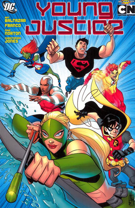 Young justice v1 young justice vol 2 training day
