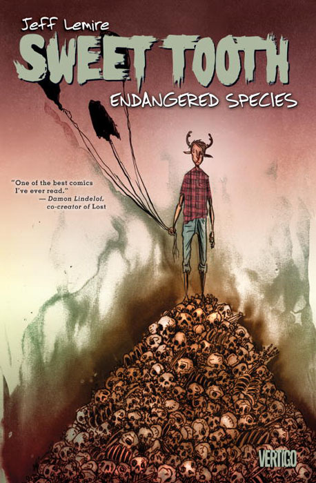 Sweet Tooth: Endangered Species: Volume 4 the malloreon volume two