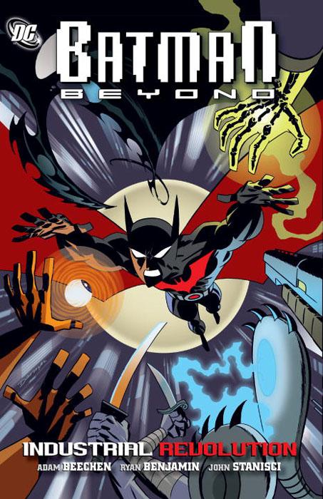 Batman Beyond: Industrial Revolution batman hush