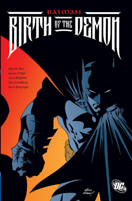 Batman: Birth of the Demon the heir