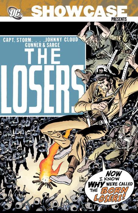Sp losers vol 01 sp sgt rock vol 04
