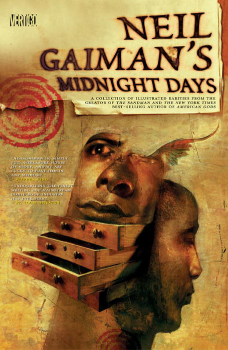 Gaimen midnight days deluxe midnight