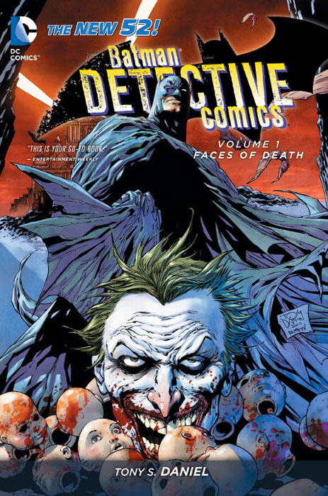 Batman: Detective Comics: Volume 1: Faces of Death batman detective comics volume 9 gordon at war