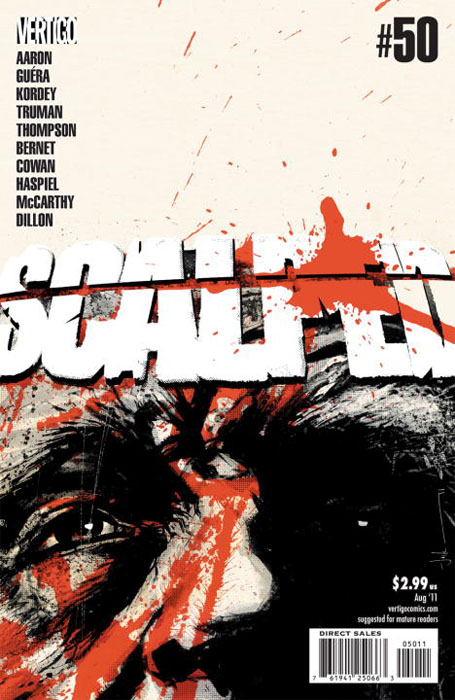 Scalped vol 09 knuckles up guardians team up vol 2