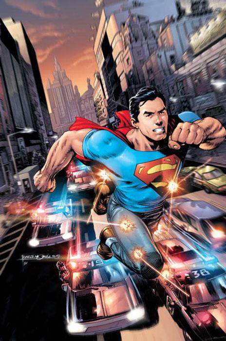 Superman action vol. 1 inhuman vol 1