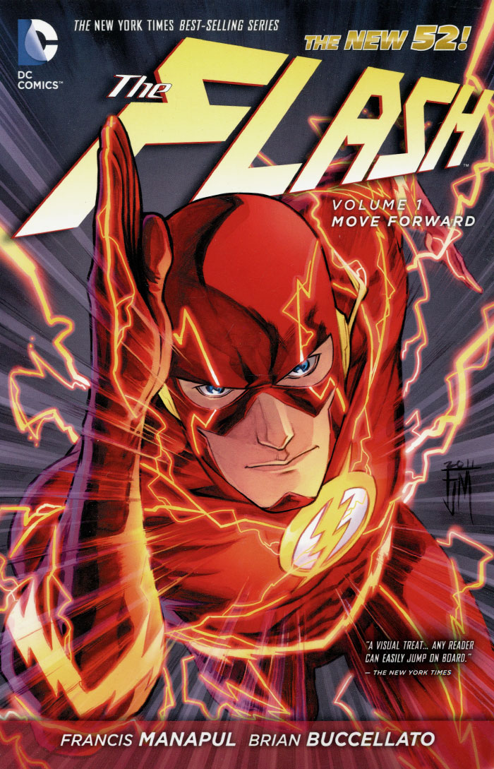 The Flash: Volume 1: Move Forward legendary star lord volume 1 face it i rule