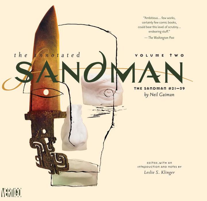 Annotated sandman vol 02