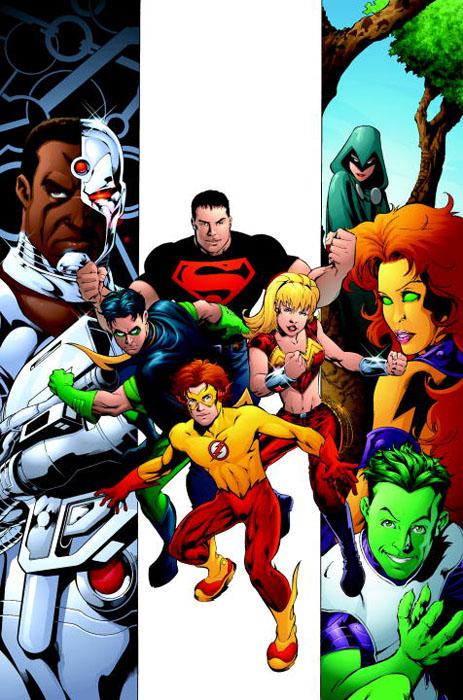 Teen Titans by Geoff Johns Omnibus green lantern by geoff johns omnibus volume 3