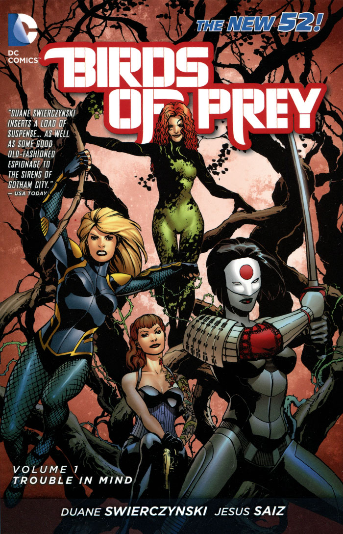 Birds of Prey: Volume 1: Trouble in Mind