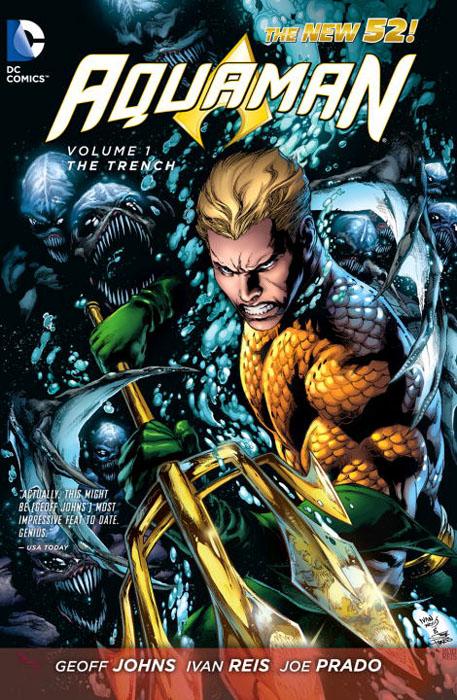 Aquaman vol 01 trench aquaman vol 5