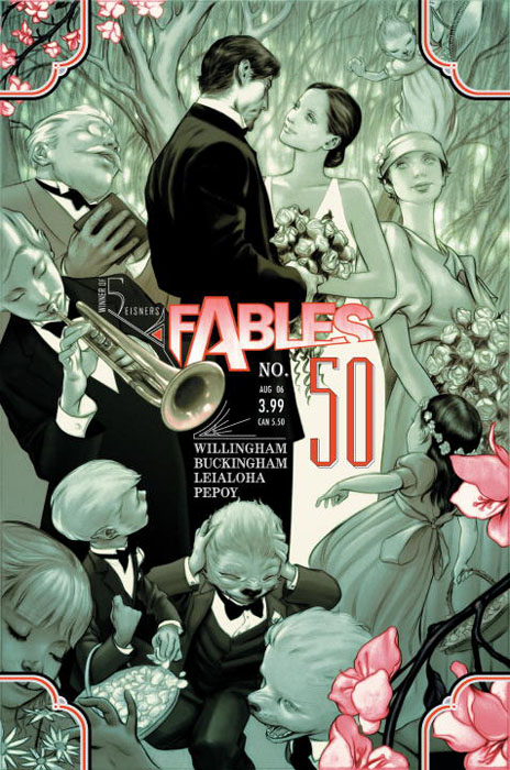 Fables deluxe book 06 fables volume 11 war and pieces