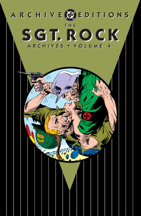 Sgt rock archives vol 04 wonder woman archives vol 7