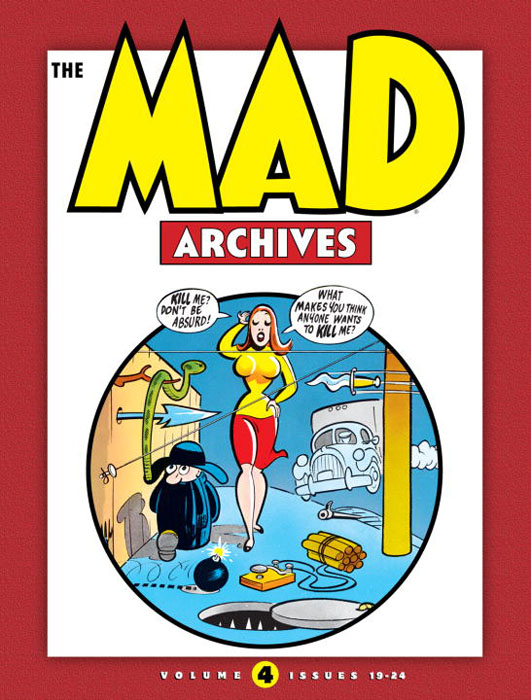 Mad archives vol 04 wonder woman archives vol 7