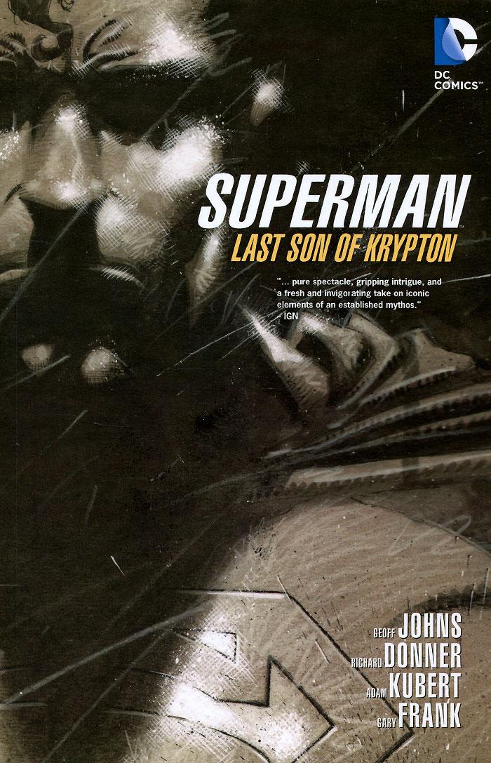 Superman: Last Son of Krypton his last bow