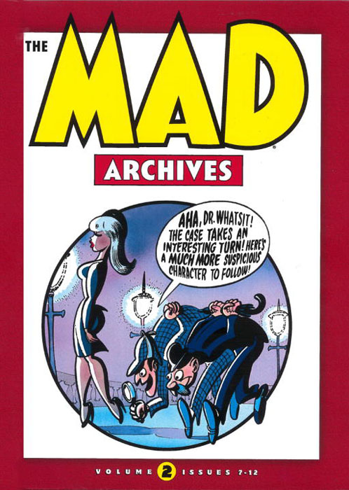 Mad archives vol 02