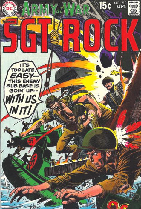 Sp sgt rock vol 04 sp sgt rock vol 04