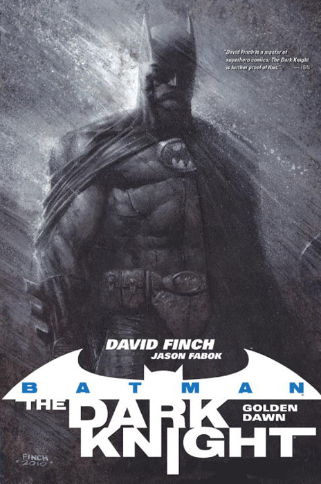 Batman: The Dark Knight: Golden Dawn bruce schneier carry on sound advice from schneier on security