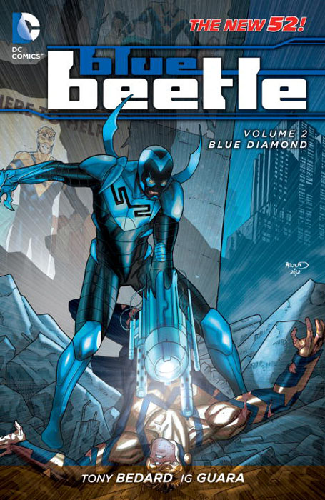 Blue beetle vol 02 diamond showcase presents blue beetle volume 1