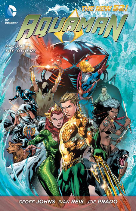 Aquaman vol 02 others johns geoff aquaman vol 02 others