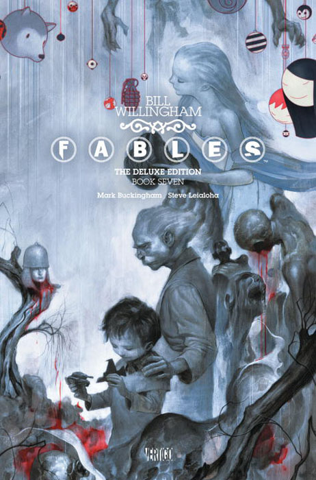Fables deluxe book 07 fables book 6