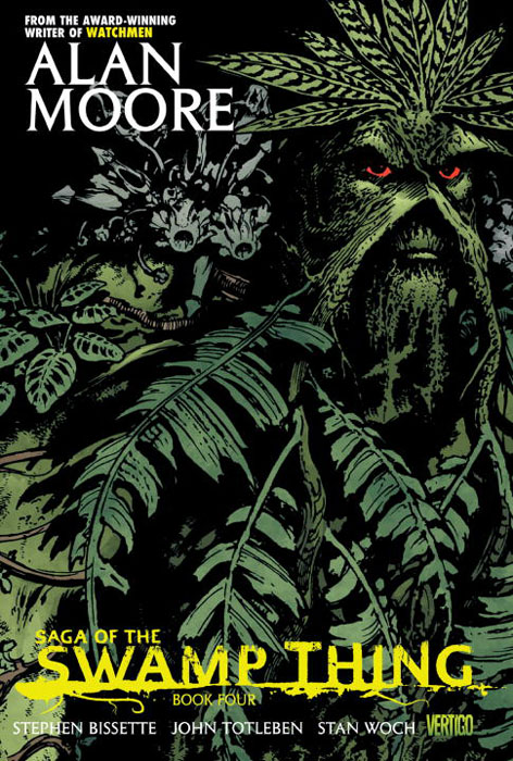 Saga of the Swamp Thing: Book 4 the thing classic volume 1