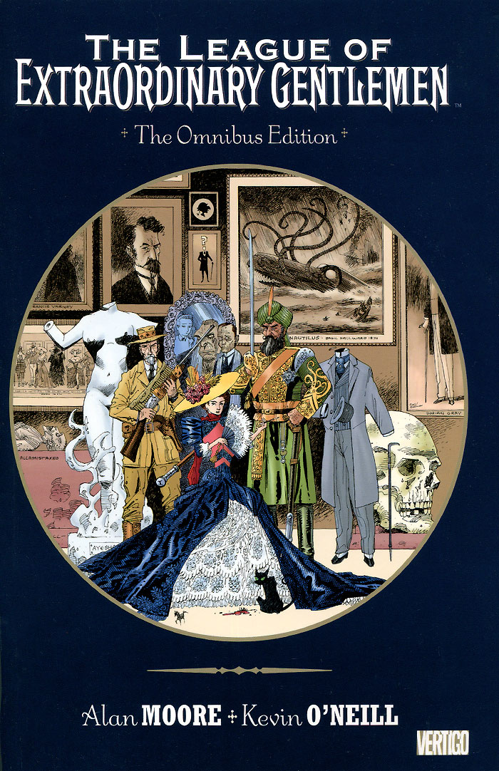 The League of Extraordinary Gentlemen alan moore kevin o neill the league of extraordinary gentlemen volume 2