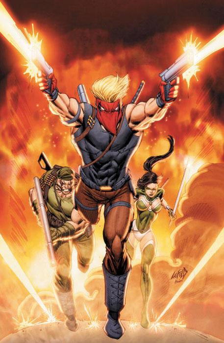 Grifter vol 02 new found power scp atom vol 02