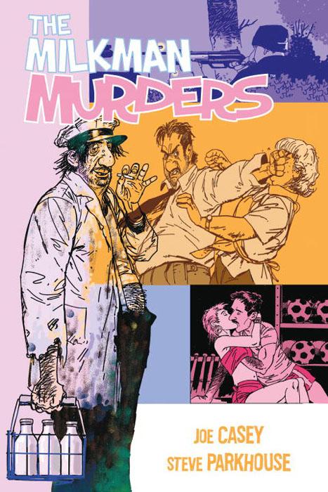 Milkman murders the mitford murders загадочные убийства