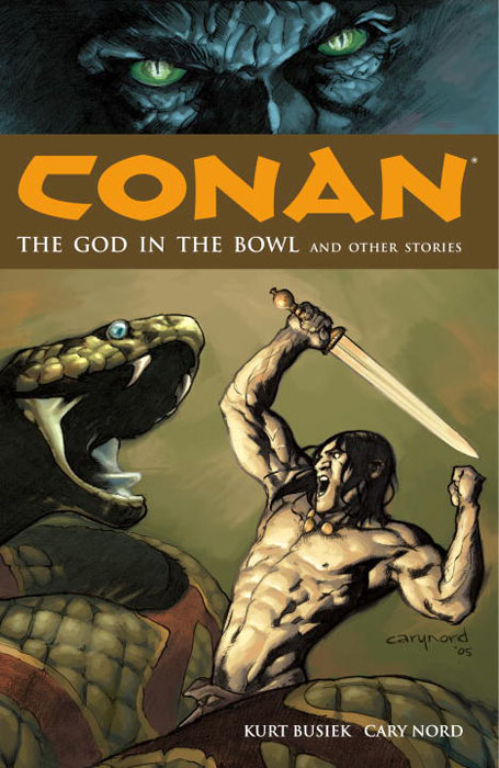 Conan v2 god in the bowl bride of the water god v 2