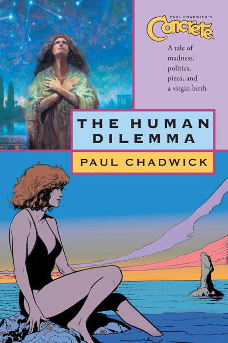 Concrete v7 human dilemma dilemma головоломка алмазный куб 2