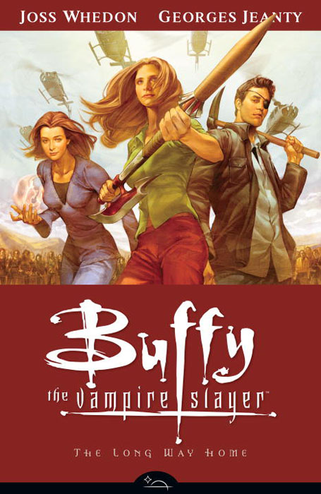 Buffy s8 v1 the long way home ручка роллер parker urban t200 черный 0 8 мм f s0850460