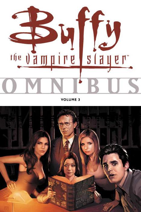 Buffy omnibus volume 3 nexus omnibus volume 6