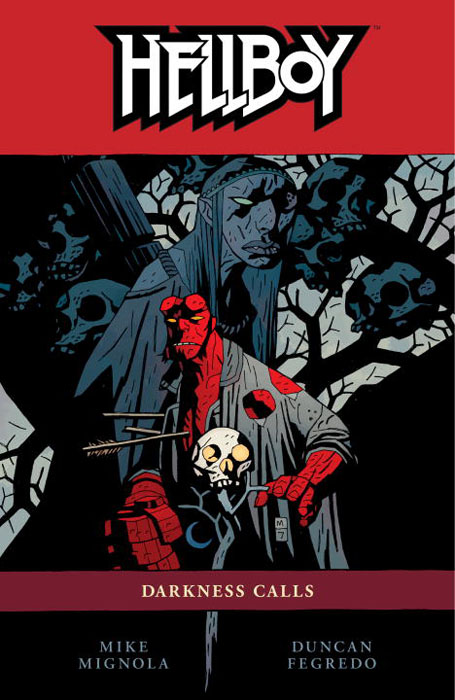 Hellboy: Darkness Calls hellboy the art of hellboy