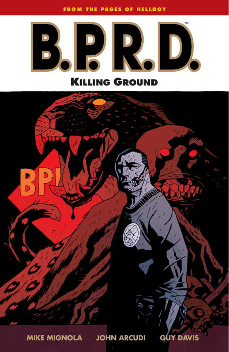 B.p.r.d. Vol 8: killing ground отсутствует asiatic researches vol 8