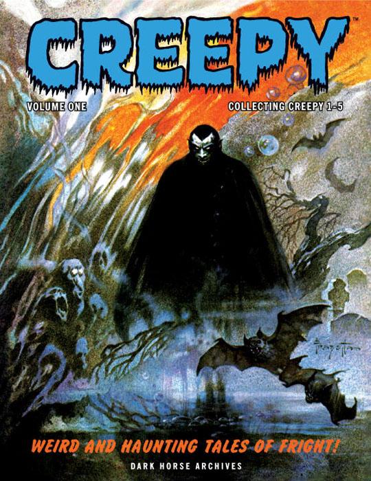 Creepy arch v 1 creepy comics volume 2