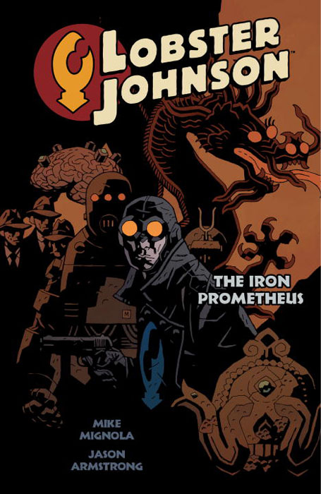Lobster johnson volume 1 screammmm volume 1