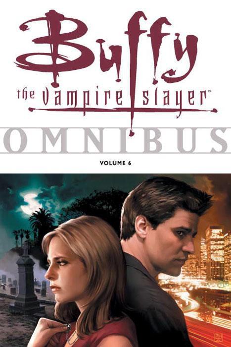 Buffy omnibus volume 6 nexus omnibus volume 4
